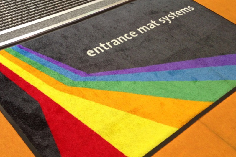 Entrance Mats Sheffield, Personlised.