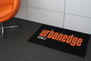 Urban Homes and Offices, Personalised Barrier Mats Sheffield